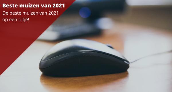 Beste muizen van 2021: Van gaming tot ergonomisch