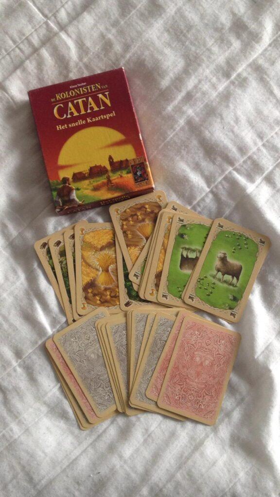 Kaartspel 2 personen Catan