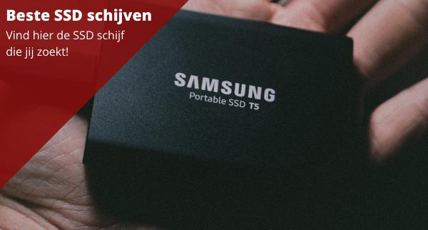 Beste externe SSD schijven van 2021: Vergelijk ze hier