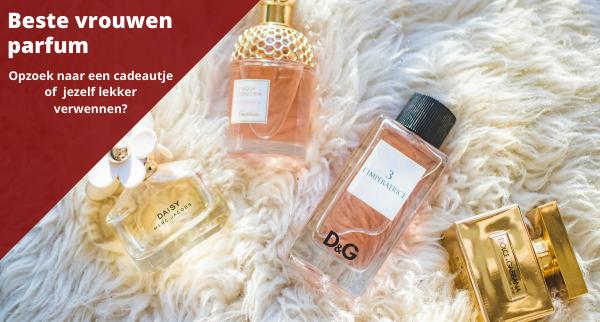 Beste vrouwen parfum
