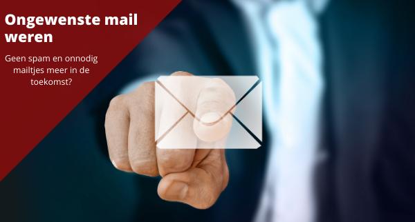 Ongewenste mail weren